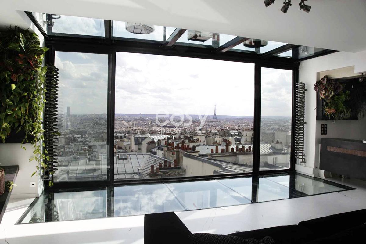 Event Venue And Filming Locations Paris Overlooking The Eiffel Tower